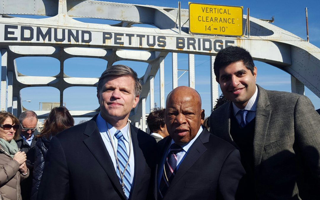 Congressman John Lewis knew that voting rights and civil rights are also about money and worker pay